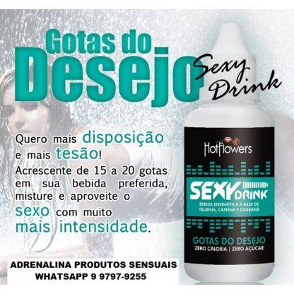 SEXY ENERGY DRINK GOTAS