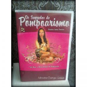 DVD OS SEGREDOS DO POMPOARISMO LU RIVA