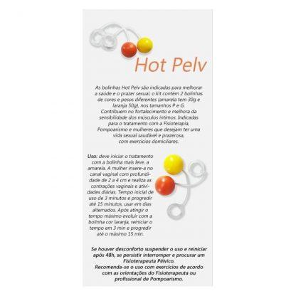 Bolinhas Hot Pelv Tamanho G